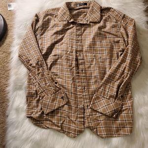 Sean John flannel shirt